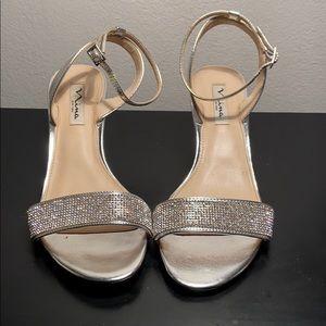Nina Wedge Heels